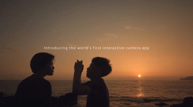 Look At Me aplicación para niños autistas de Samsung