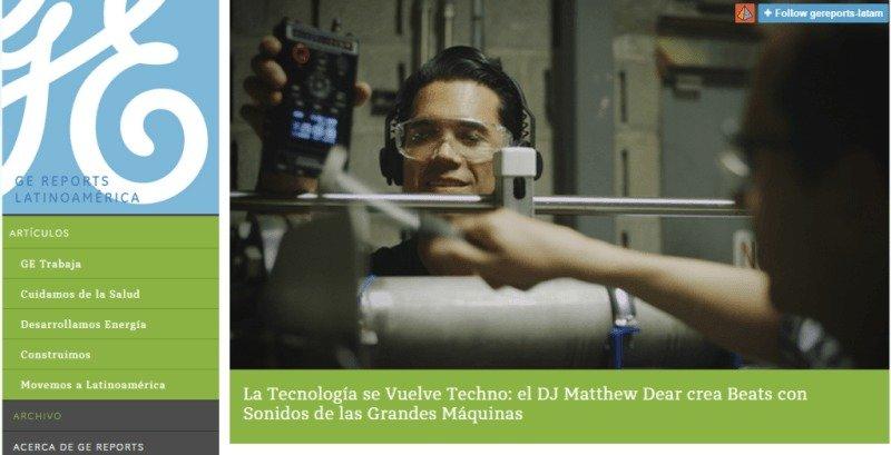 GE Reports Latinoamerica