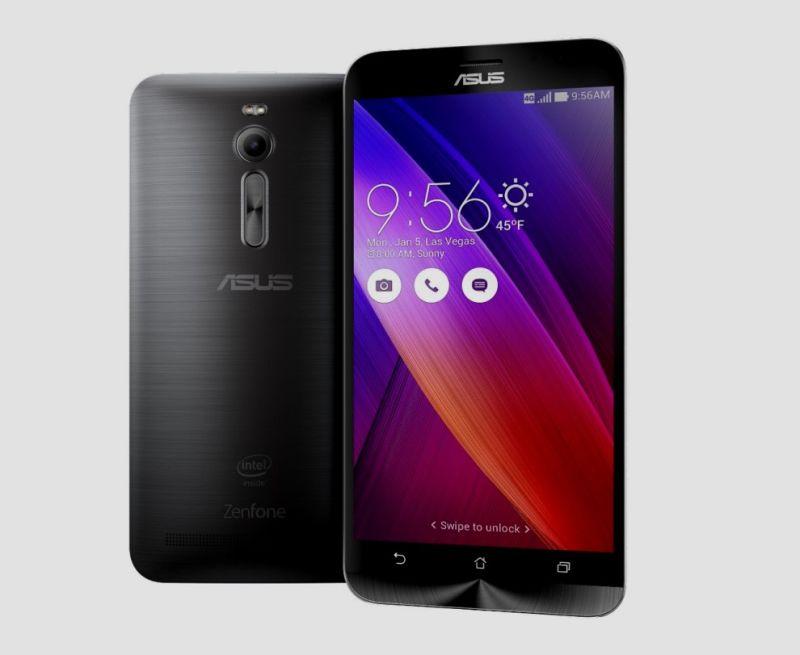 Smartphone Asus con tecnologia Intel