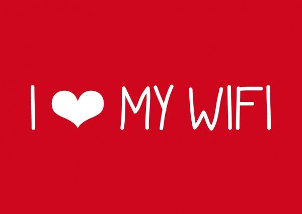 I love my wifi