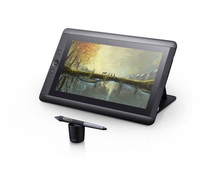 Cintiq 13HD touch es la  nueva pantalla creativa con lápiz, de Wacon