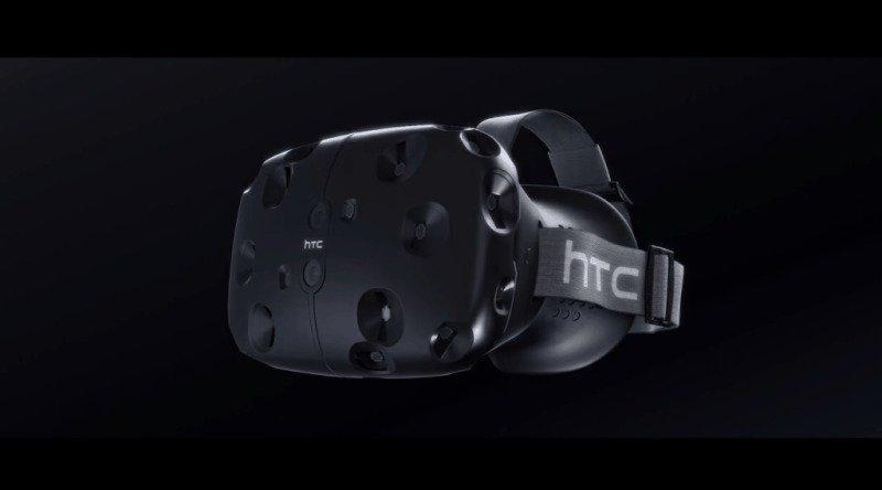 VIVE de HTC y Valve
