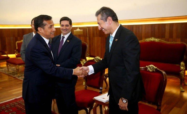 Primer Foro Empresarial Colombia – Perú 2015