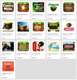 falsas apps en google play
