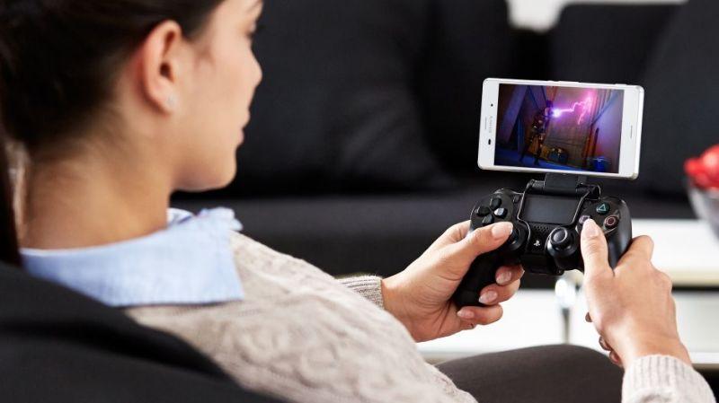 Z3 Remote Play