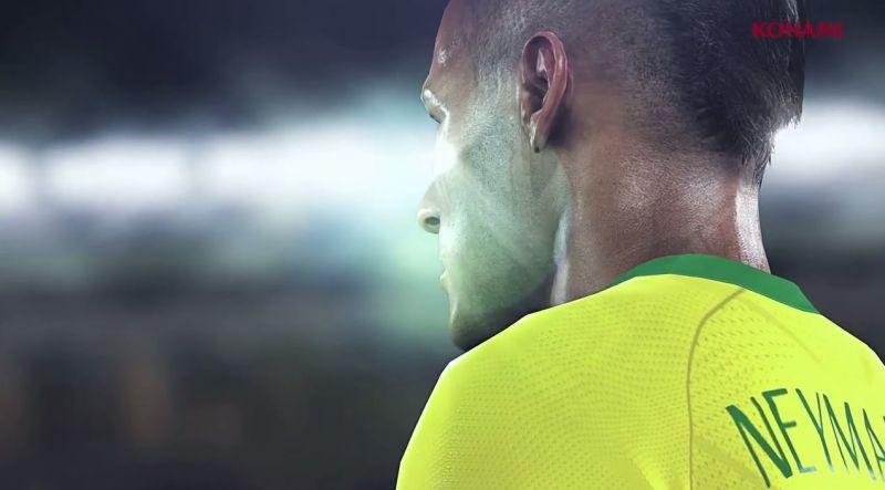 Neymar Jr. en PES 2016