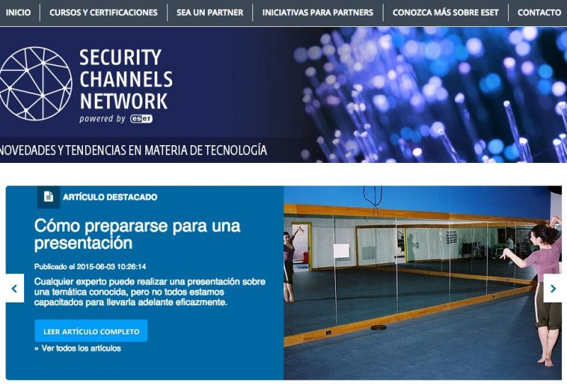 Security Channels Network