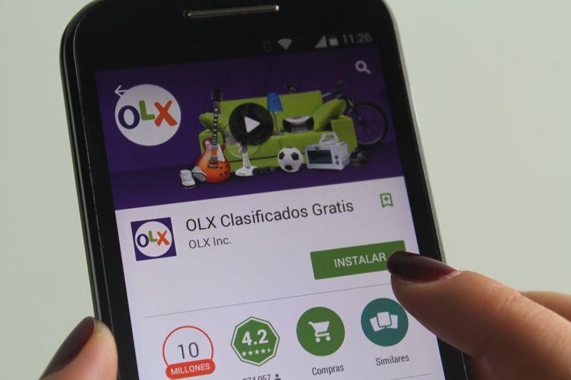 Imagen Aplicación Móvil OLX