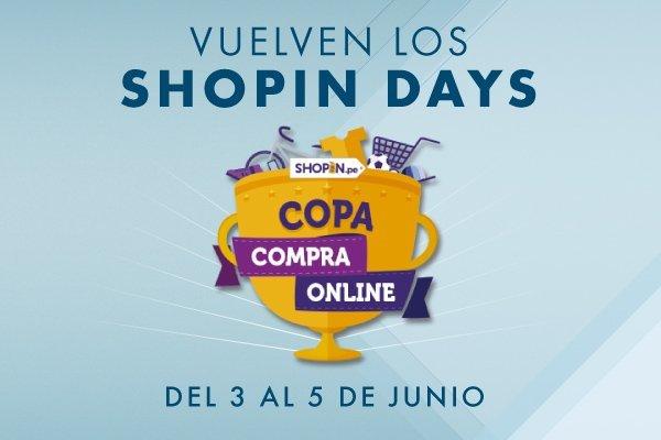 Shopin Days - Copa Compras Online
