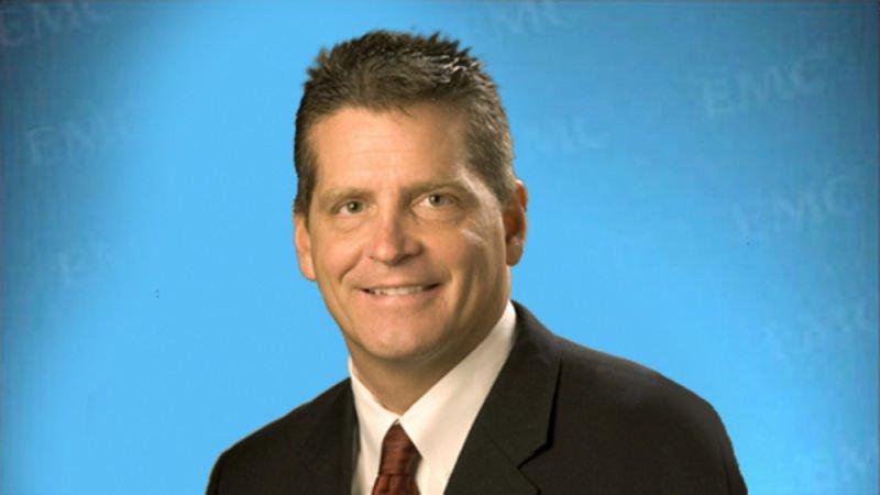 Brian Gallagher, Presidente de Administración y Coordinación de la Nube EMC