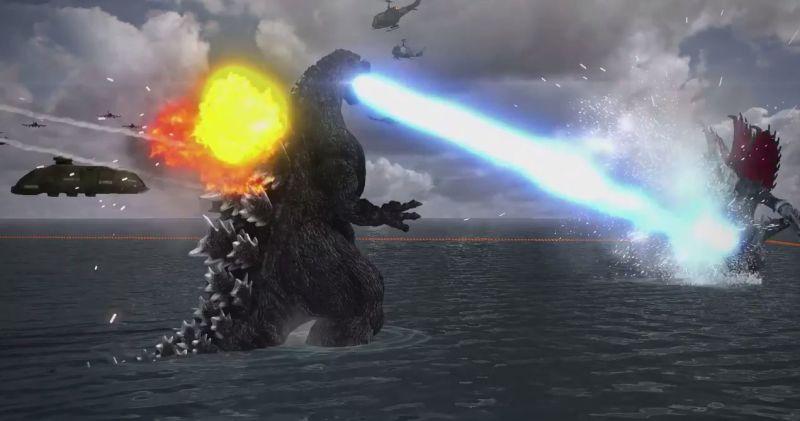 Godzilla para PlayStation