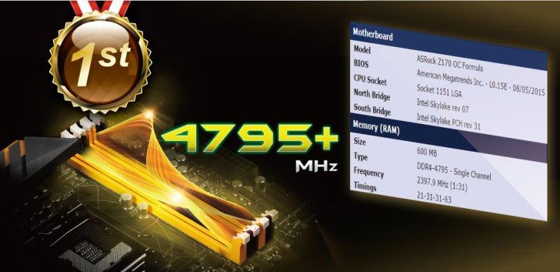 4795 MHz