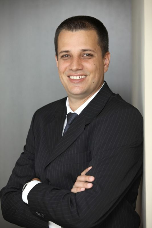Carlos Eduardo Machado - Gerente del programa A&E Axis Communications