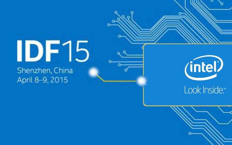 idf15- INTEL