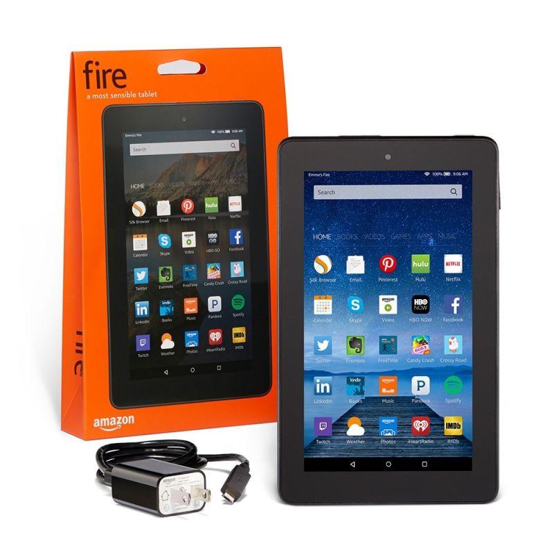 Fire 7 pulgadas de Amazon