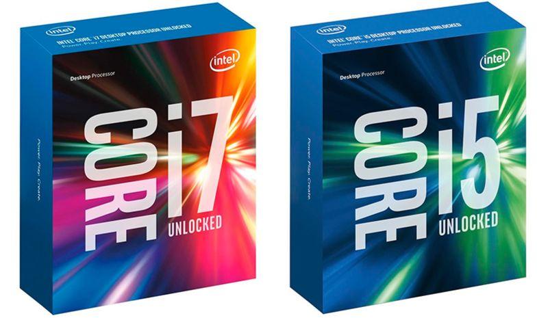 Presentación de la 6ª generación Intel Core, el mejor producto de Intel