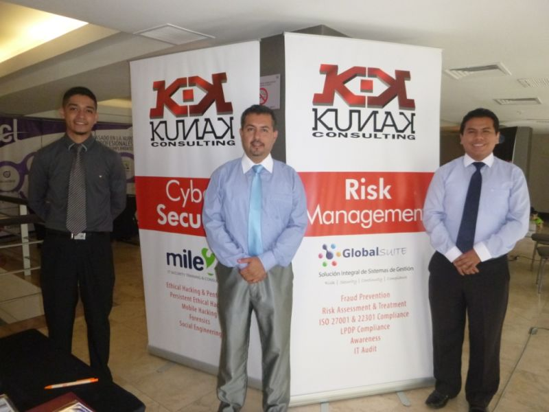 Kunak Consulting - ISACA Perú 2015 (7)