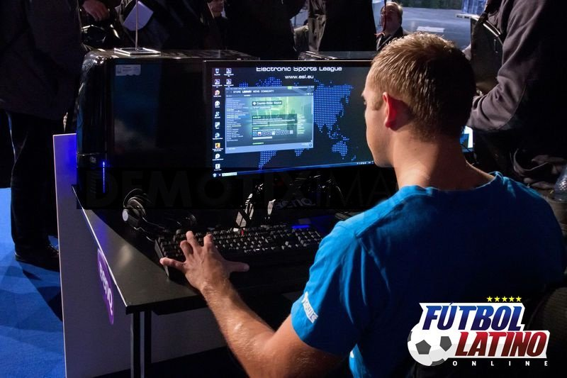 Yo Gamer Jugador de Profesión