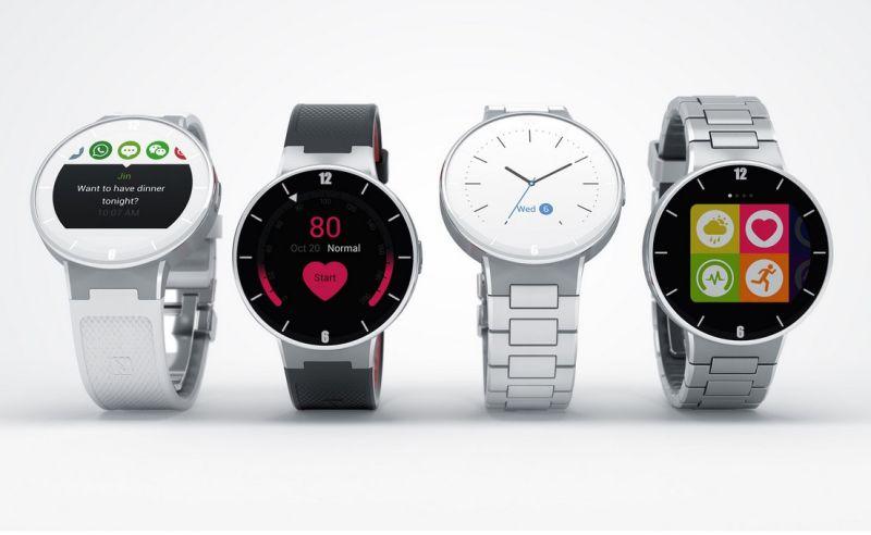 watch alcatel wearable