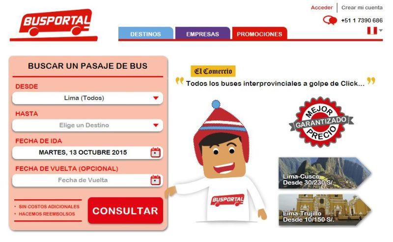 Busportal app
