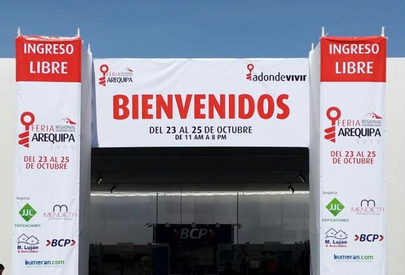 Feria Regional Inmobiliaria_Arequipa