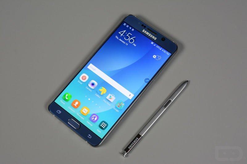Galaxy Note 5 en Claro Perú