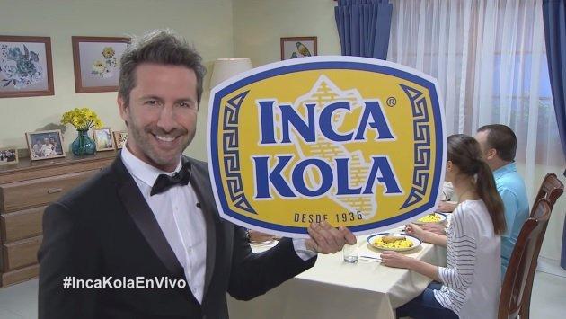 Inca Kola en vivo