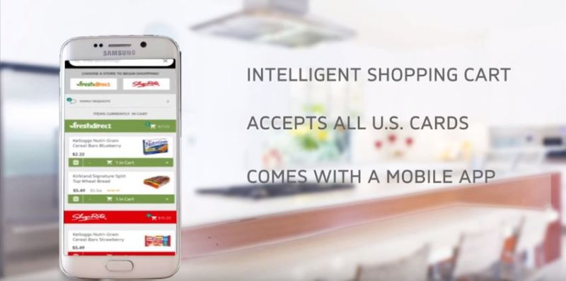 Introducing Groceries by MasterCard on the Samsung Family Hub Refrigerator