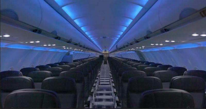 Lo último en tecnología y conexión sin interrupción mientras viajas con JetBlue