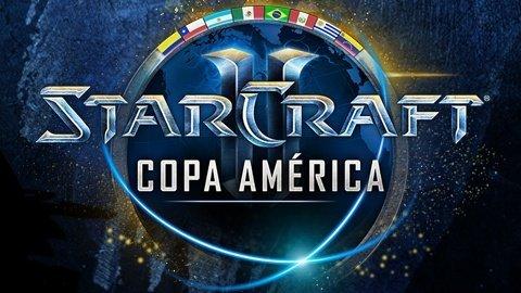 Copa America Starcraft II 2016