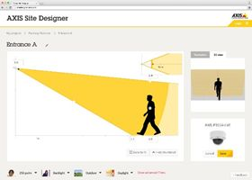 AXIS Site Designer