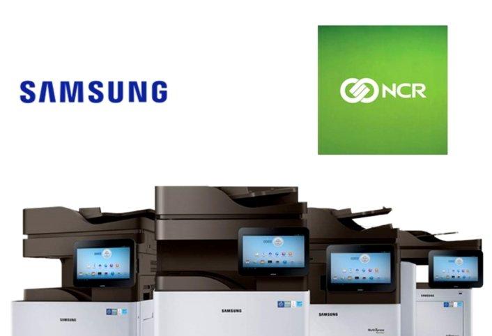 Alianza de Samsung con NCR