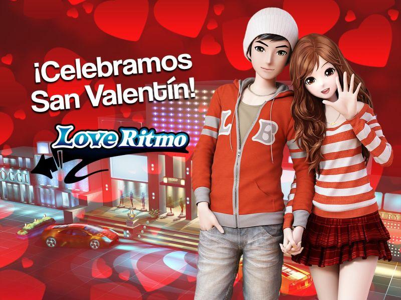 San Valentín - Love Ritmo