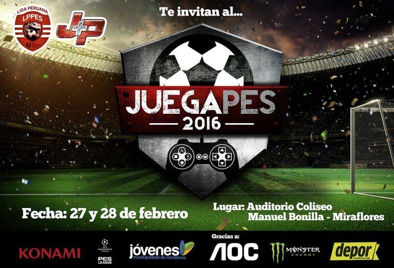 JuegaPES Perú