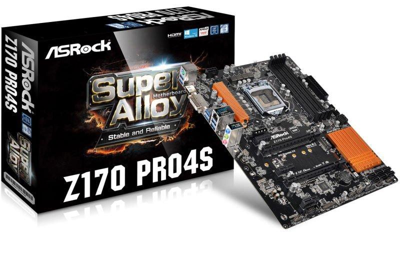 Z170 Pro4S _caja