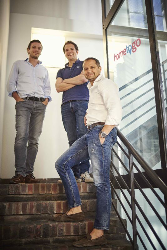 Equipo fundador_HomeToGo
