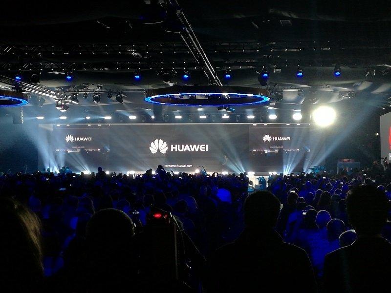 Presentación en Londres de Huawei P9 y P9 Plus