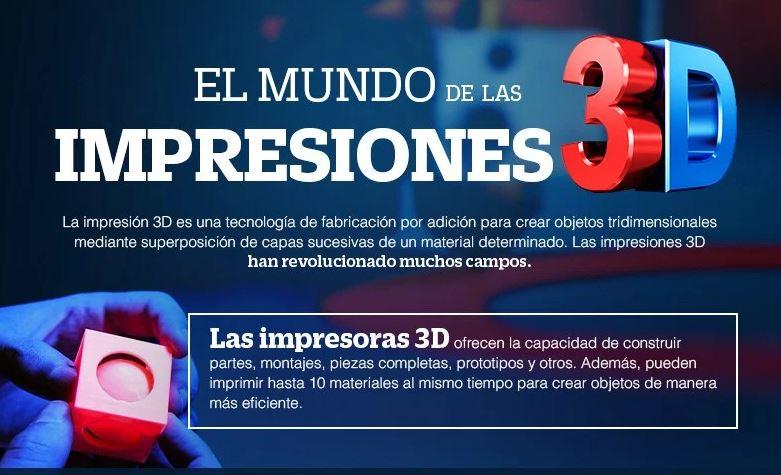 Impresiones 3d