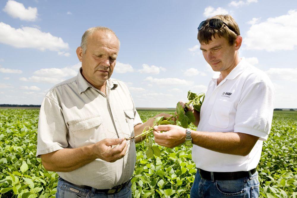 BASF Crop Protection pipeline valued at 3 billion euros1
