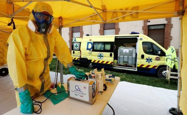 Un equipo de investigadores y universitarios de UTEC busca emplear ozono como métodos para desinfectar espacios cerrados y así evitar contagios de COVID-19.