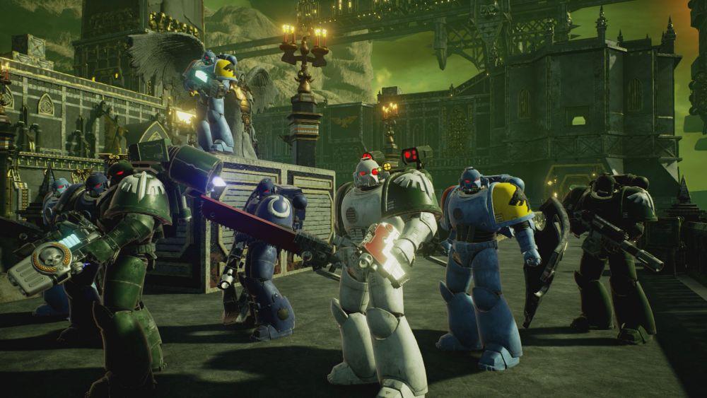 La batalla por la supremacía intergalactica ha comenzado en Warhammer 40,000: Eternal Crusade para Pc