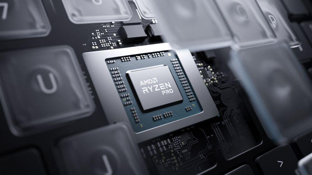 AMD Ryzen PRO Mobile Processor