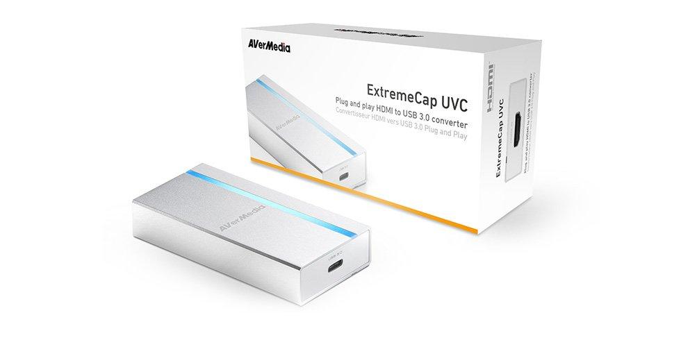 AVerMedia ExtremeCap UVC