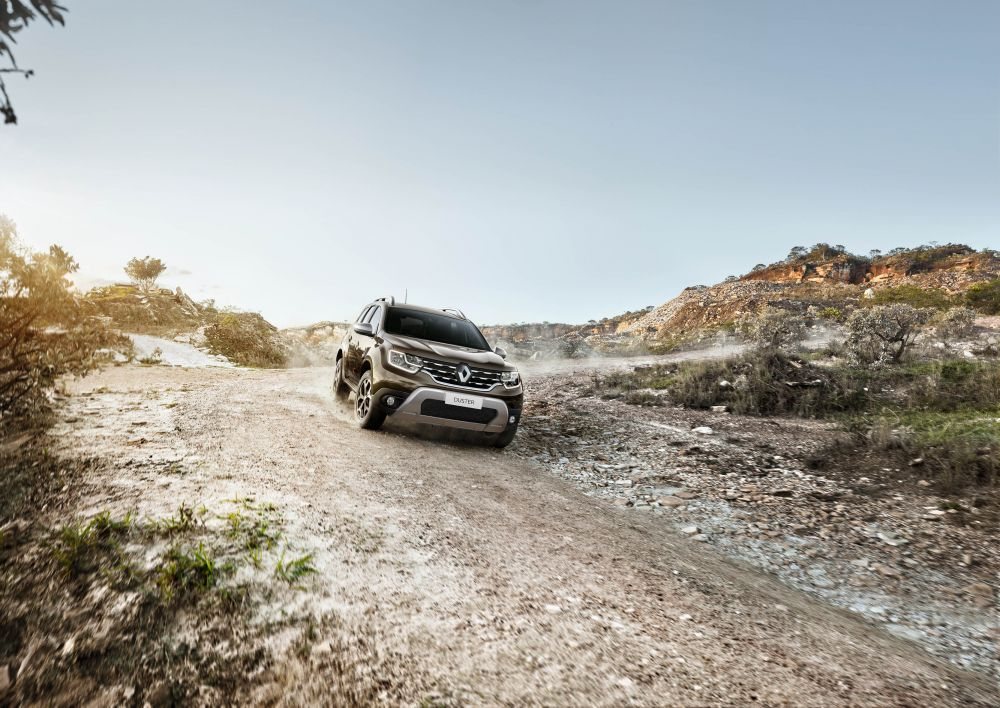 All New Renault Duster 2