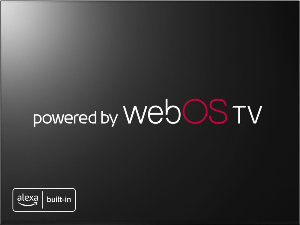 Amazon Alexa llega a más Smart TV con LG webOS
