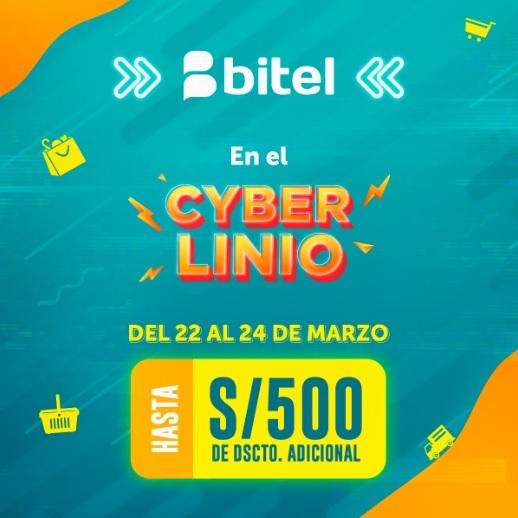 Bitel Cyber Linio