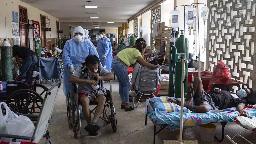 Carlos Alberto Aguilar Meza: COVID-19 Perú Pacientes desesperados