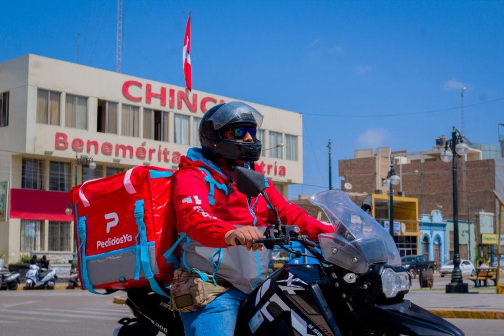 PedidosYa en Chincha