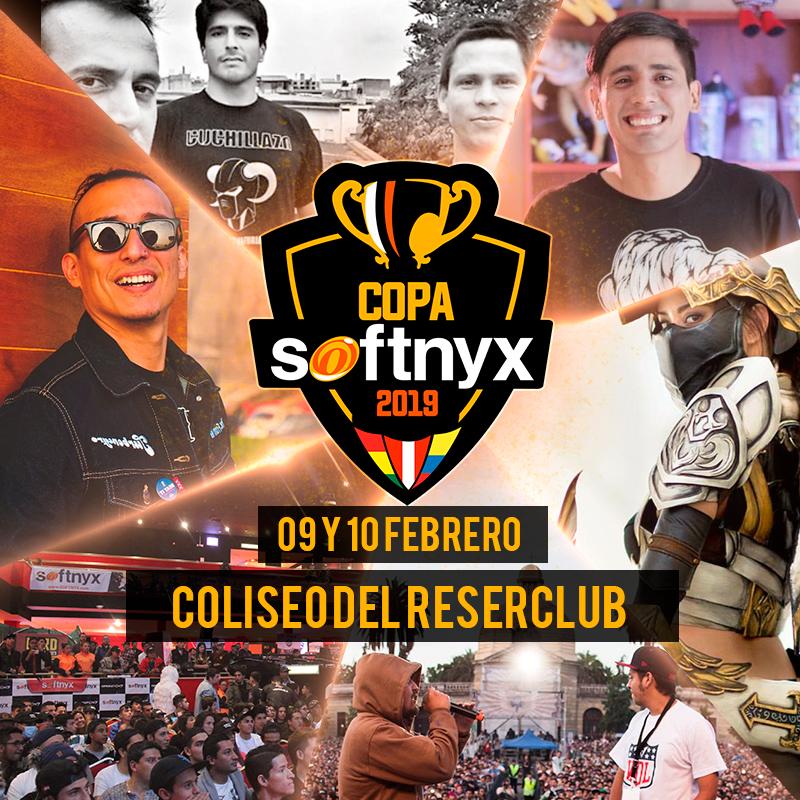 Copa Softnyx '19 - Entretenimiento