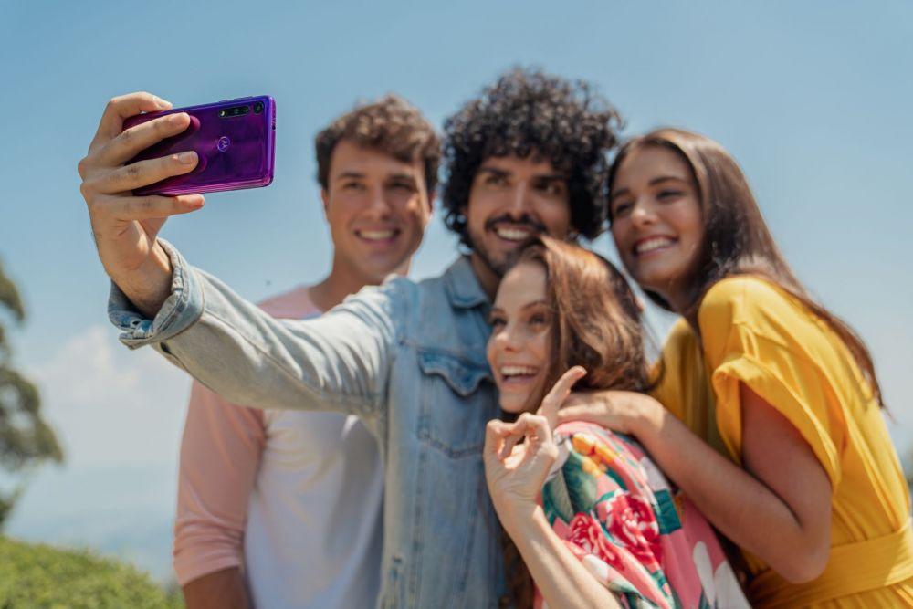 Motorola One Macro en Perú - Technopatas.com